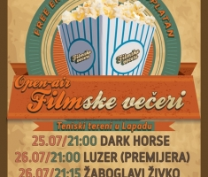 FILMSKE VEČERI SOUNDSET RAGUSE 2014